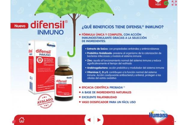 Mejora del sistema inmunitario par aniños con Difensil® Inmuno